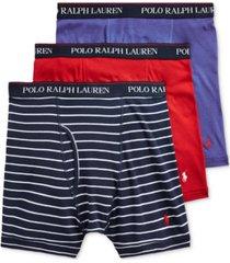 polo ralph lauren's classic fit boxer briefs