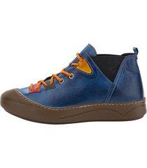 skor gemini blå