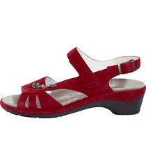 sandalett semler röd