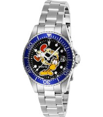 reloj acero character collection invicta 27425 dama