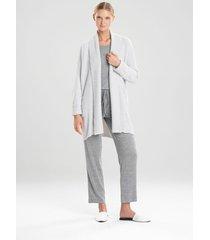 natori aura cardigan top, women's, size l