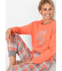 pyjama met oversized shirt (2-dlg. set)