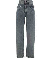 alberta ferretti regular fit jeans
