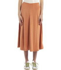 acne studios draped midi skirt