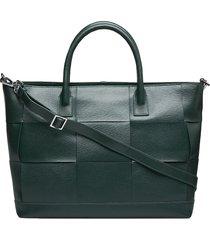 savona shopper trine bags top handle bags groen adax