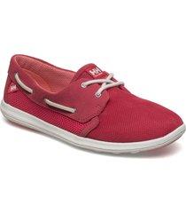 w lillesand loafers låga skor rosa helly hansen