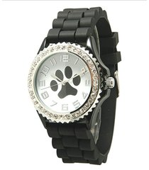 brand new paw print watch many colors