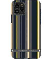 richmond & finch navy stripes case for iphone 11 pro