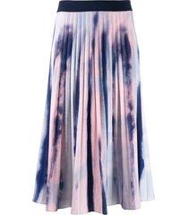 ssheena glass skirt - blue