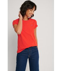 levi's t-shirt - red