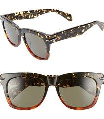 women's rag & bone 54mm polarized sunglasses -
