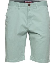 international chino short shorts chinos shorts grön superdry