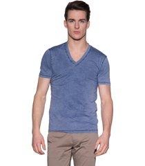drykorn peco t-shirt met korte mouwen