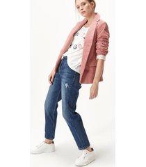 blazer rosa portsaid