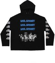 4 horsemen reaper hoodie black
