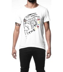 t-shirt thesaint branca - gg - unissex