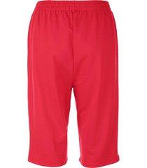 mjuka shorts med midjeresår dress in röd