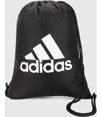 tula negro-blanco adidas performance gymsack sp