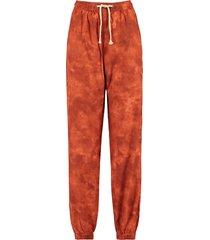 america today pyjamabroek lauren grijs