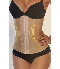waist cincher belt 1512 latex antiallergic shaper girdle workout tummy cocoon