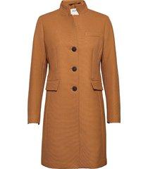 coats woven tunn rock brun esprit casual