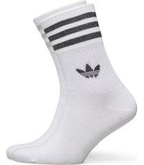 mid cut glt sck underwear socks regular socks vit adidas originals