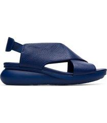 camper alright, sandali donna, blu , misura 41 (eu), k200770 008
