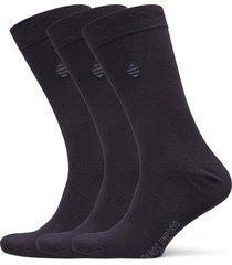 pe 3pk daniel bamboo crew underwear socks regular socks blå panos emporio