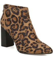 franco sarto kortney booties women's shoes