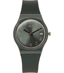 reloj verde swatch