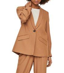 women's aware by vero moda oxford blazer