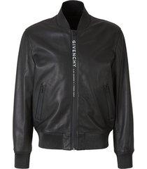 adress leather jacket