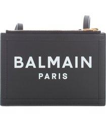 balmain three pouches 22-calfskin