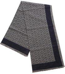 gucci gucci gg diamod shawl
