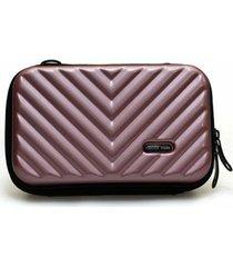 mini bag bolsa tictactoo transversal pochete feminina