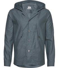m. kit hooded jacket tunn jacka svart filippa k