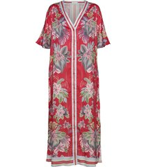 electra kaftan beach wear multi/mönstrad by malina