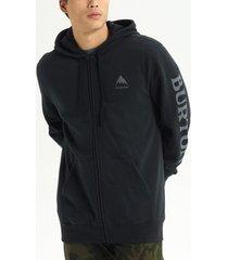sweater burton men's elite full zip hoodie