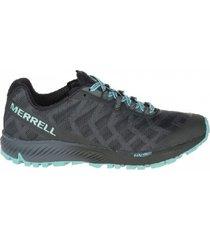 zapato negro merrell mujer j06108-n11