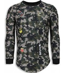 23th us army camouflage shirt