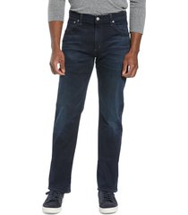 men's citizens of humanity perform - sid straight leg jeans, size 31 - blue