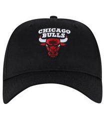 boné aba curva new era 940 chicago bulls sn - snapback - adulto