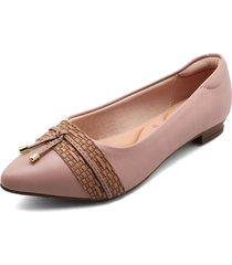 baleta rosa-miel moleca