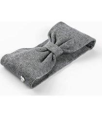 fascia in maglia con cachemire (grigio) - bpc bonprix collection