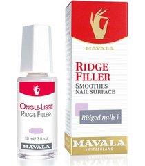 reconstrutor para unhas mavala ridge filler 10ml