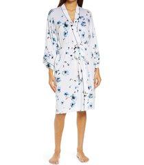 women's nordstrom moonlight robe, size small - white