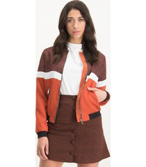 lofty manner mj30 linda jasje / blazer orange -
