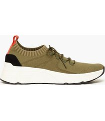 vagabond quincy sneakers olive