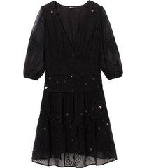 korte jurk desigual 19wwvw32