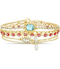 5-piece bracelet set
